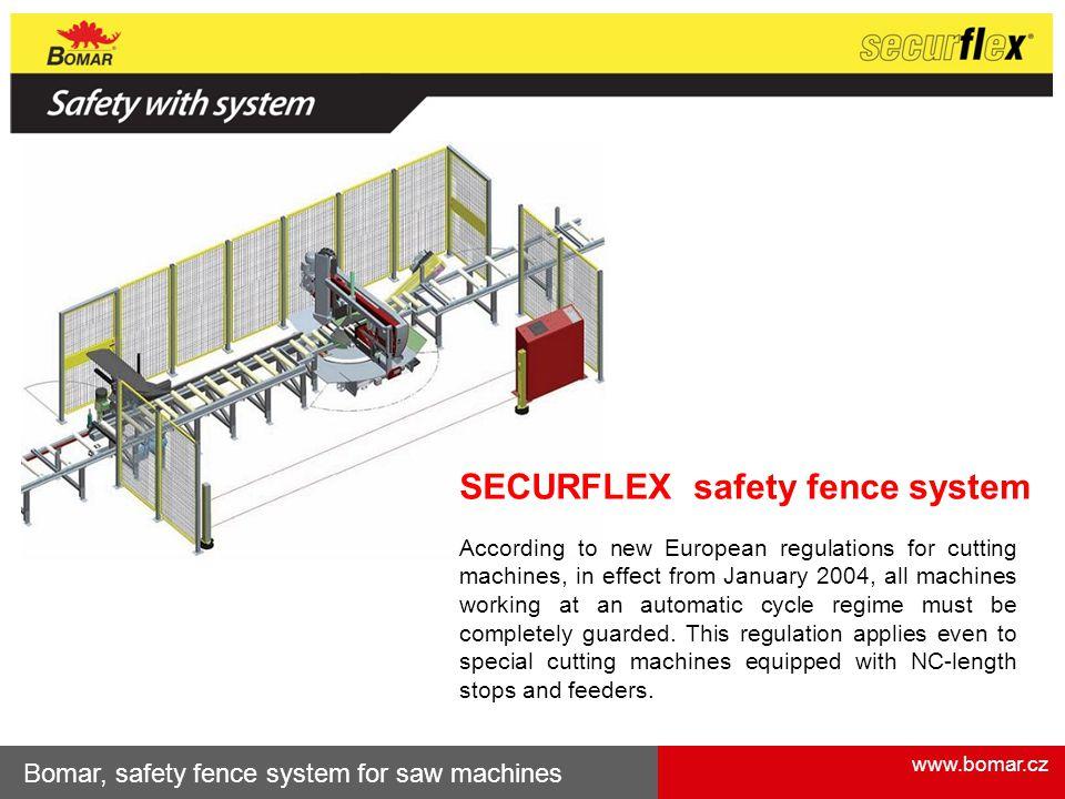 SECURFLEX safety fence system