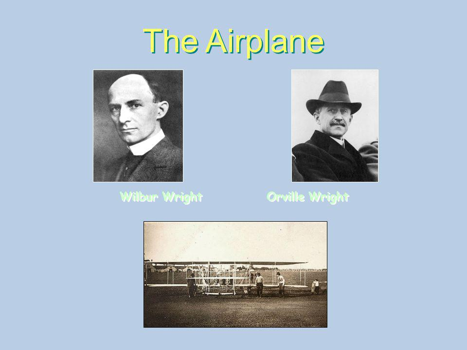 Wilbur Wright Orville Wright