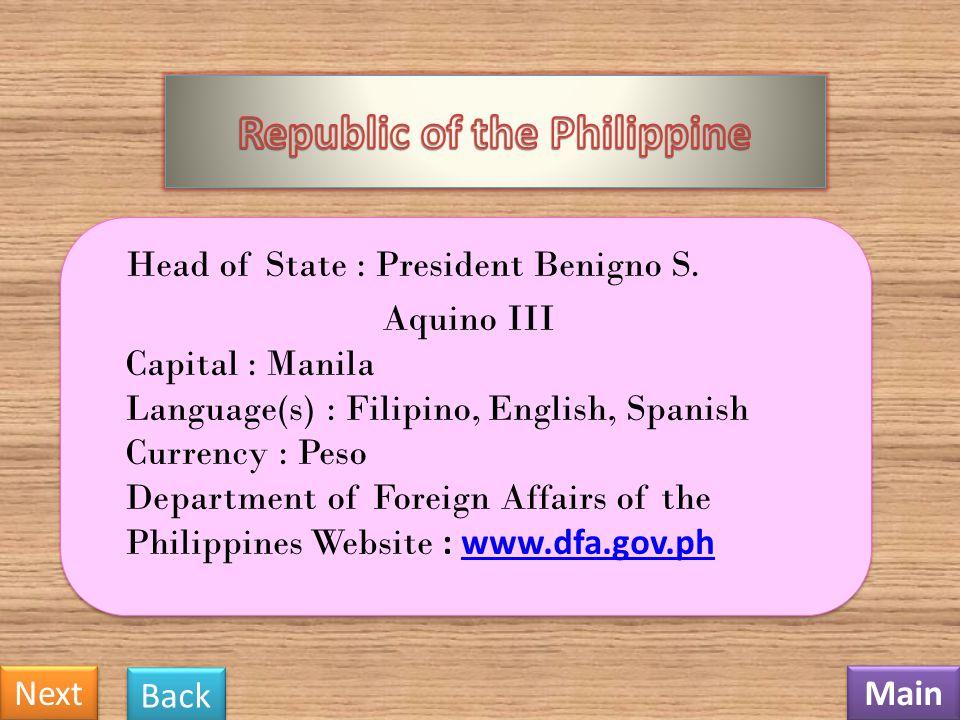 Republic of the Philippine