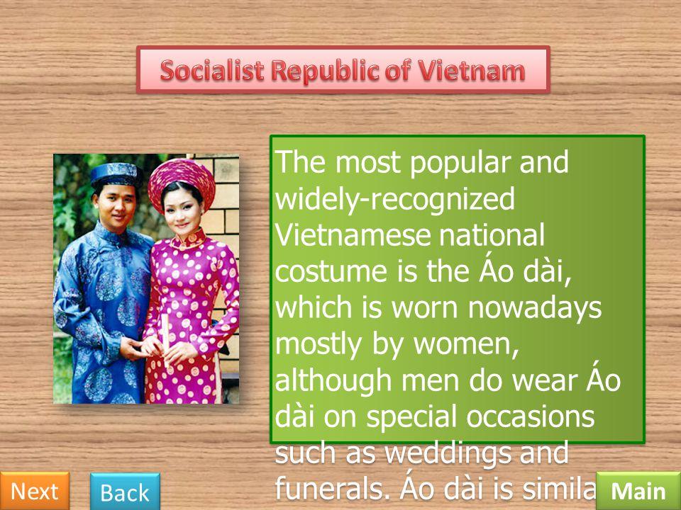 Socialist Republic of Vietnam