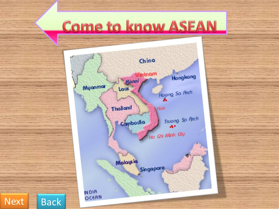 Come to know ASEAN Next Back