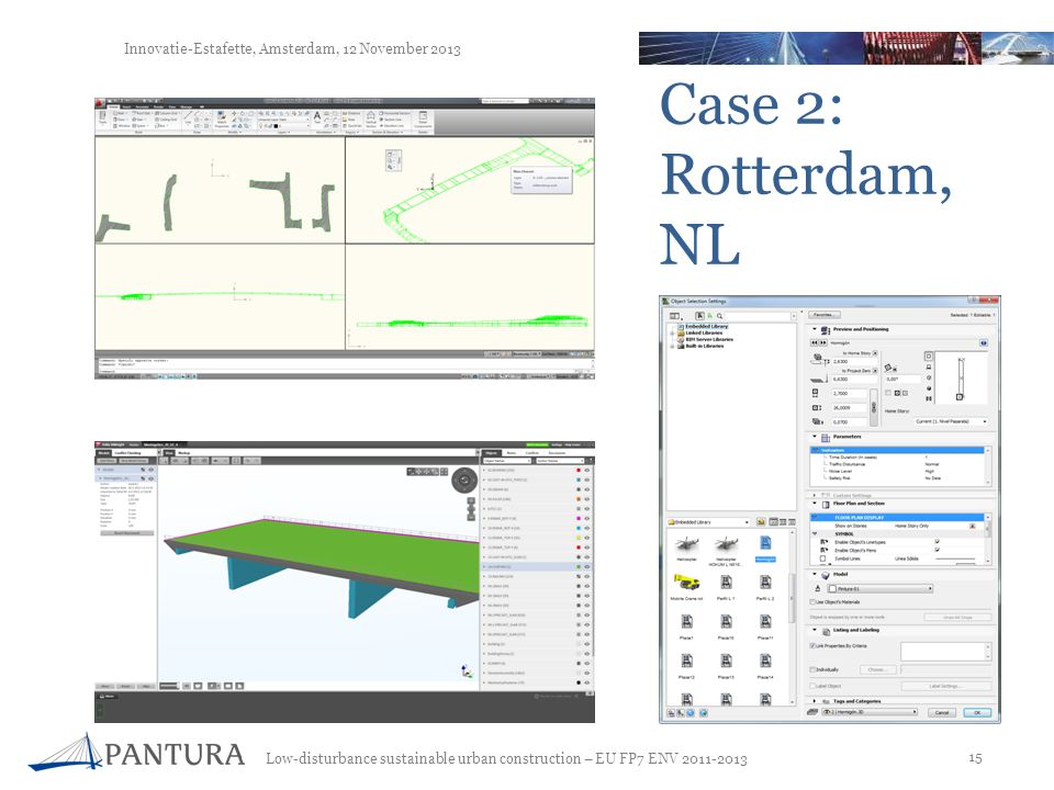 Case 2: Rotterdam, NL
