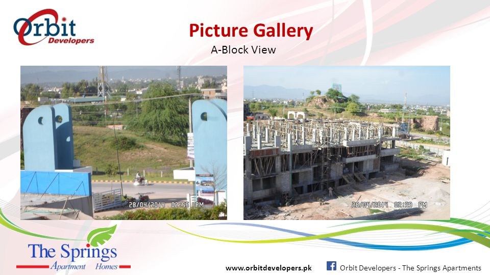 Picture Gallery A-Block View