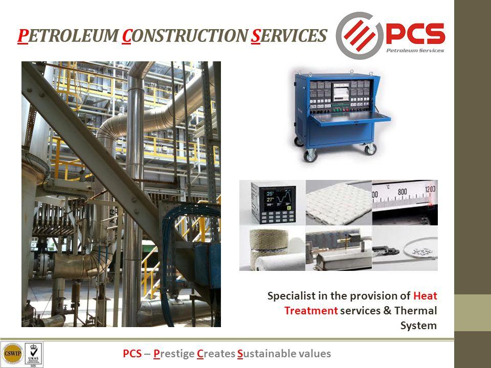 PETROLEUM CONSTRUCTION SERVICES