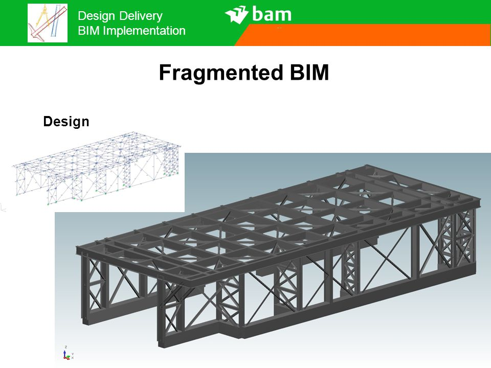 Fragmented BIM Design 17