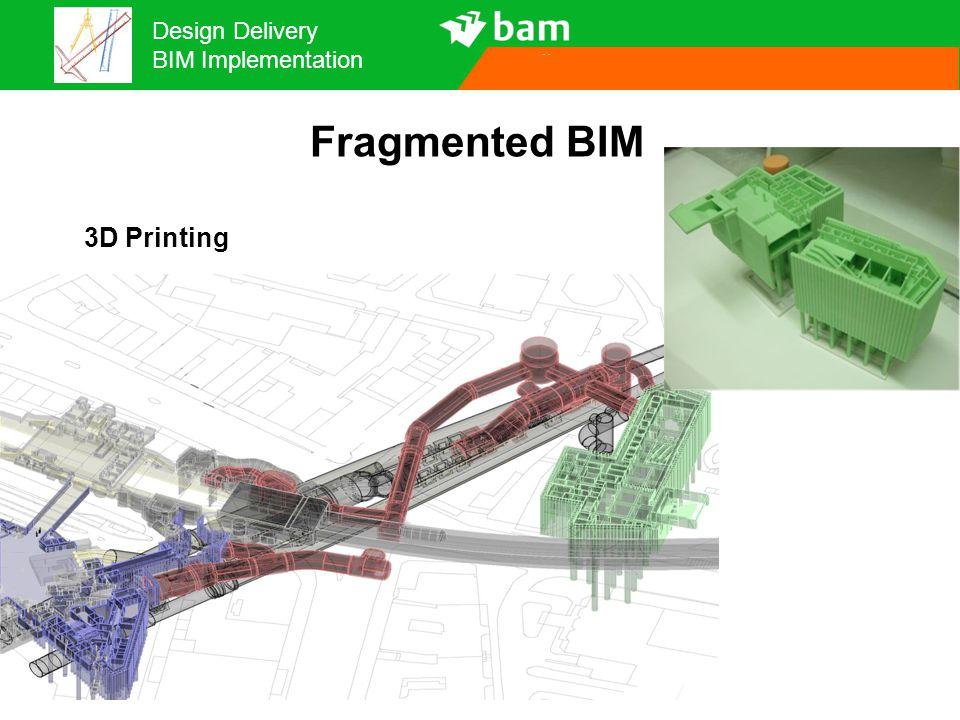 Fragmented BIM 3D Printing 18