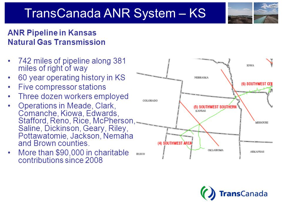 TransCanada ANR System – KS