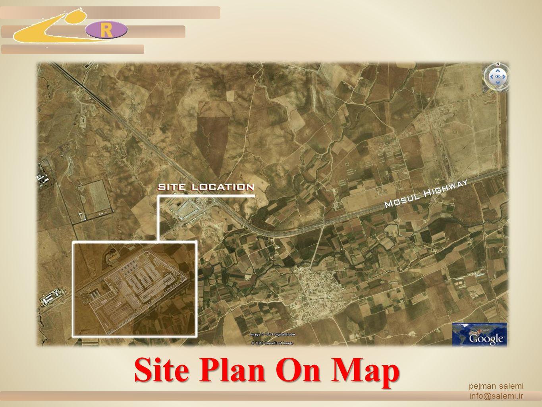 pejman salemi info@salemi.ir Site Plan On Map
