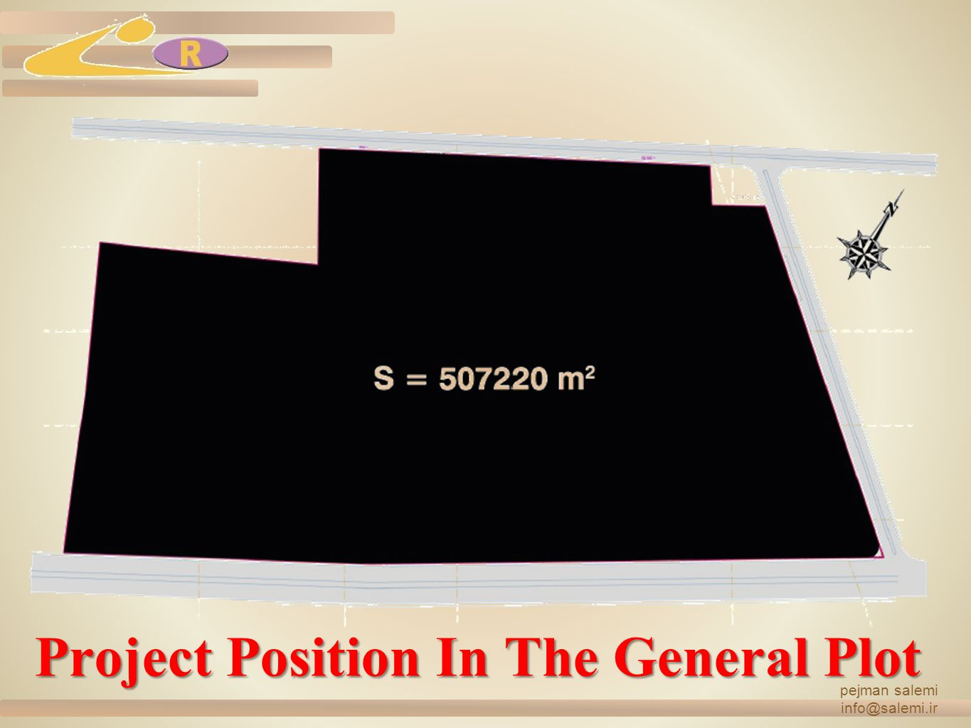 Project Position In The General Plot