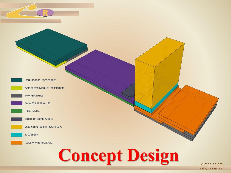 pejman salemi info@salemi.ir Concept Design