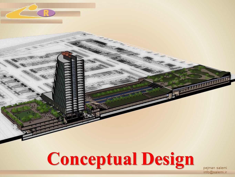 pejman salemi info@salemi.ir Conceptual Design