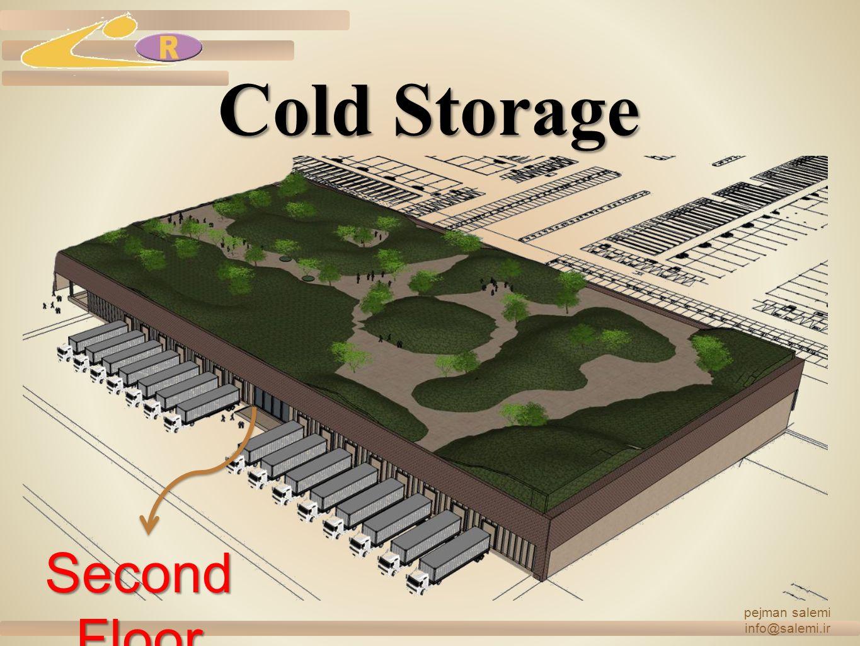 pejman salemi info@salemi.ir Cold Storage Second Floor