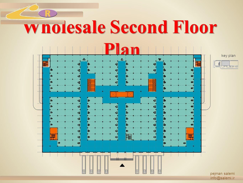 Wholesale Second Floor Plan