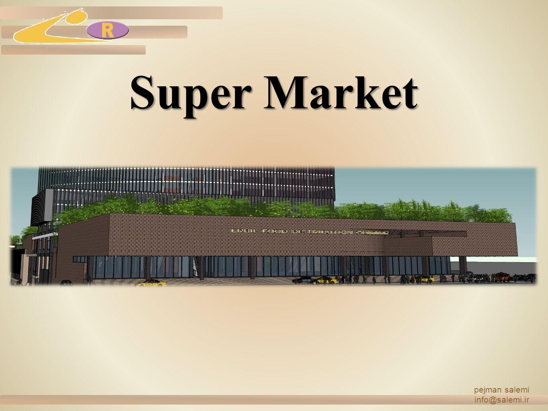 pejman salemi info@salemi.ir Super Market