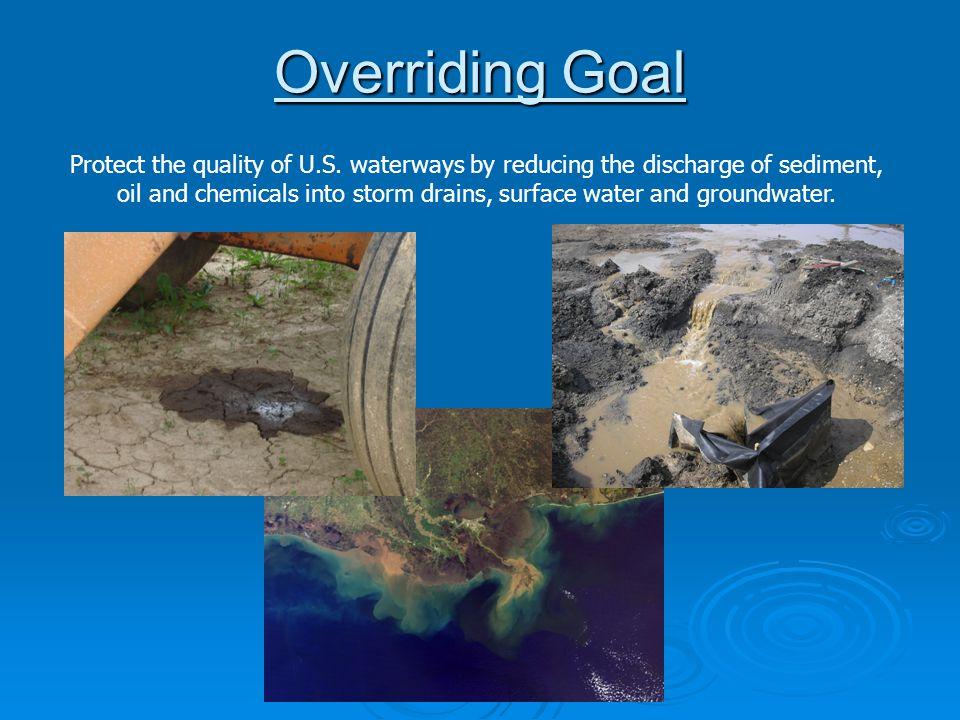 Overriding Goal