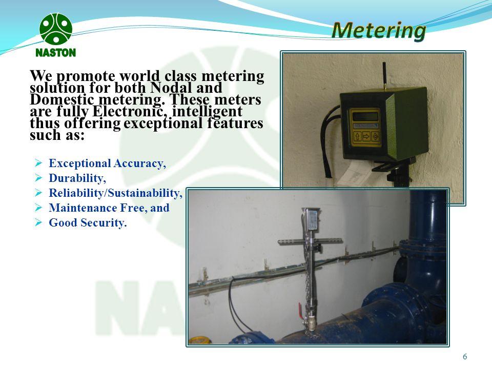 NASTON Metering.