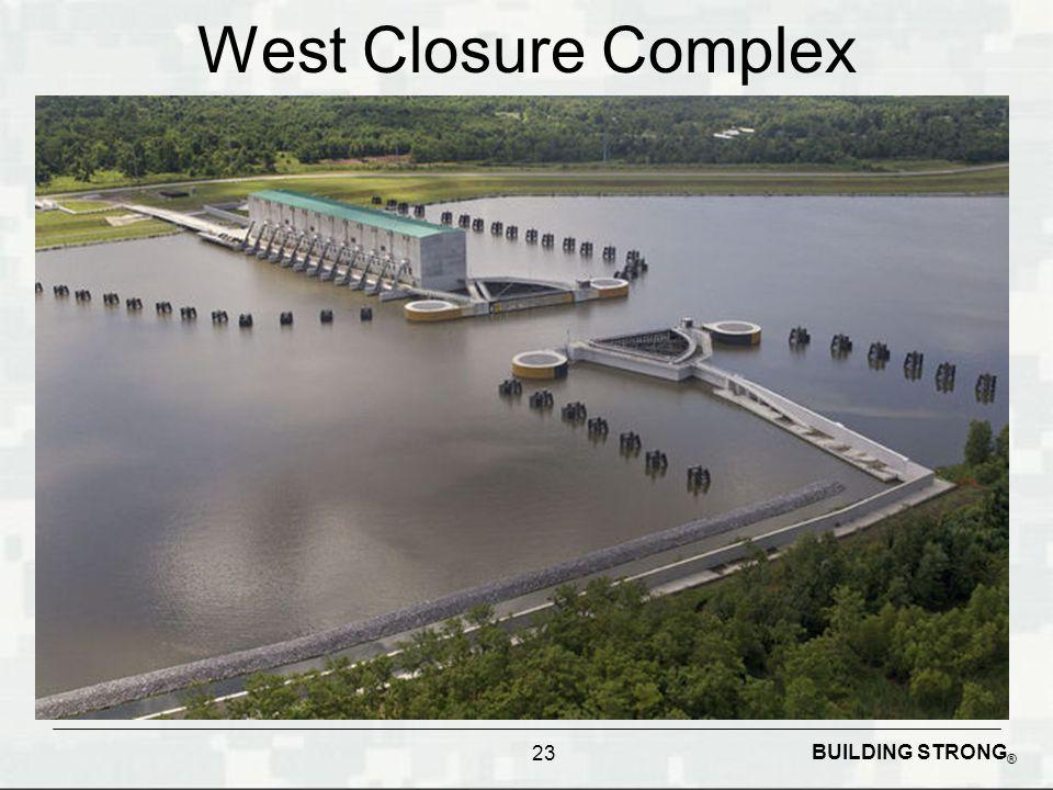 West Closure Complex
