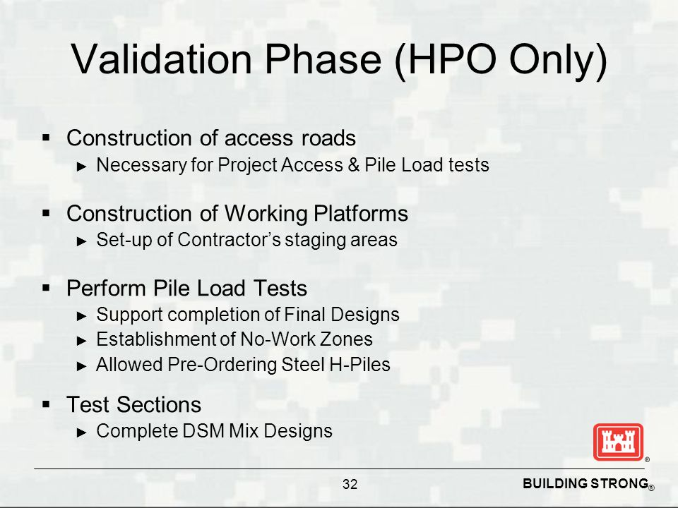 Validation Phase (HPO Only)