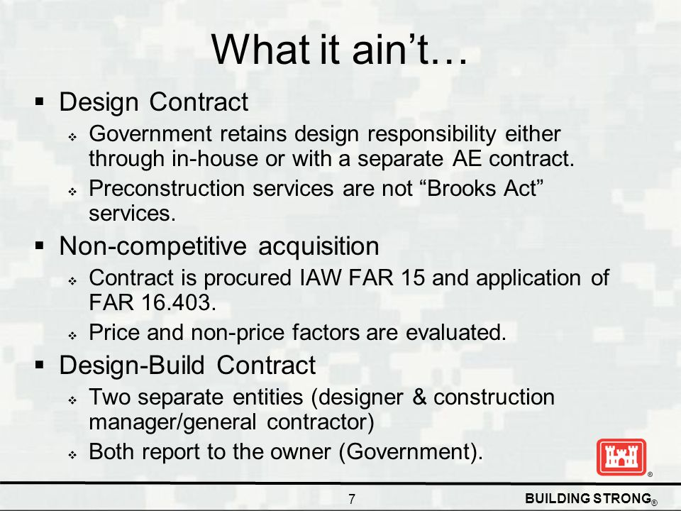preconstruction services agreement Jct pre-construction services agreement specialist (pcsa/sp) for the supply of pre-construction services by a specialist to either an employer or the actual or.