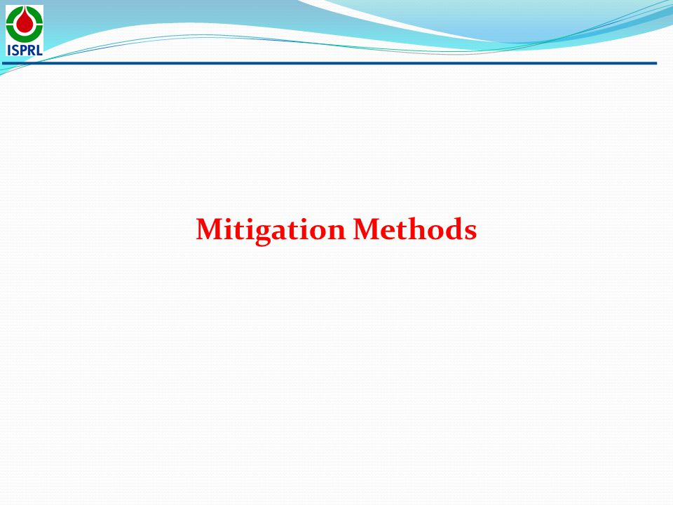 Mitigation Methods