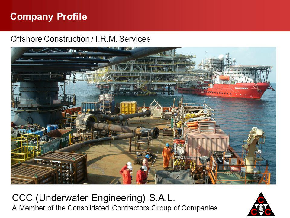 Company Profile Offshore Construction / I.R.M. Services