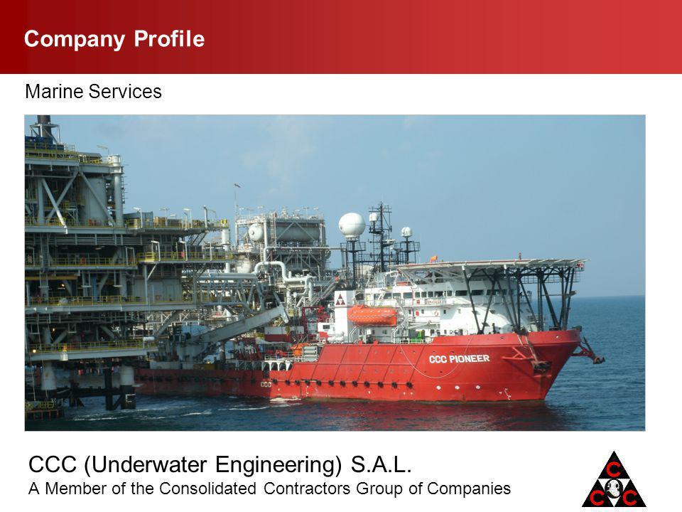 Company Profile Marine Services