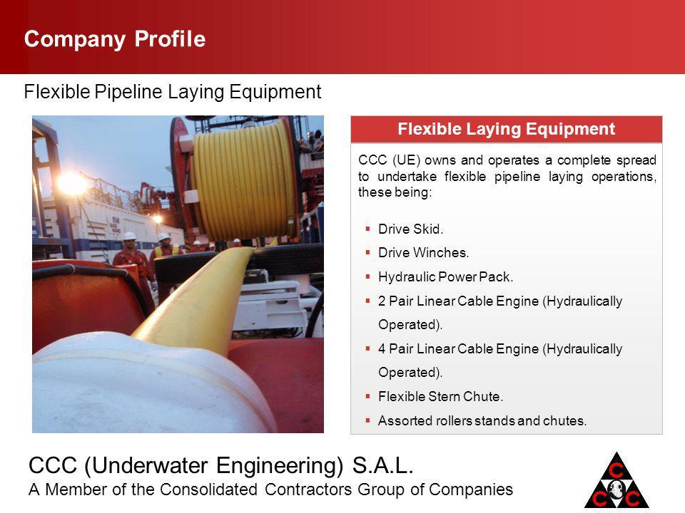 Flexible Laying Equipment