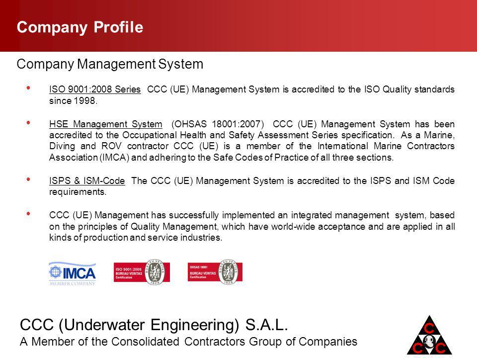 Company Profile Company Management System