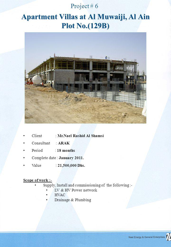 Al-Hili Buildings (Al Ain)