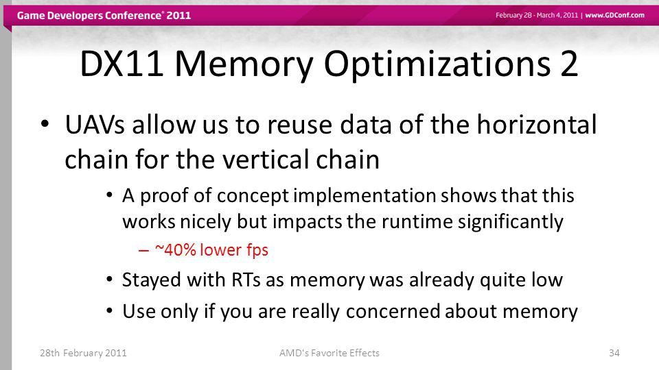DX11 Memory Optimizations 2