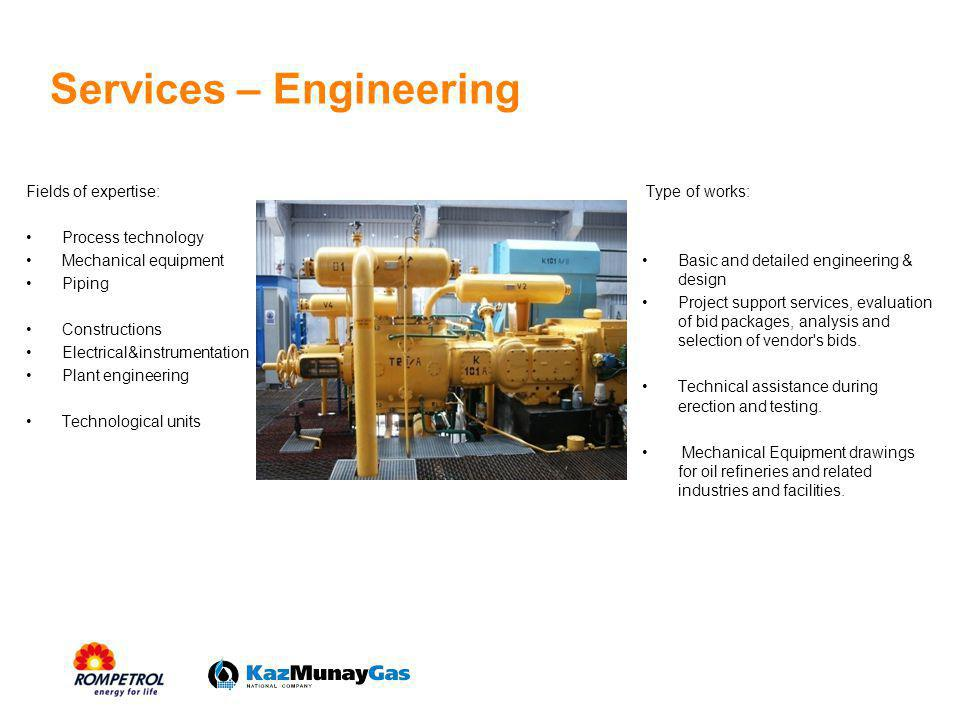Services – Engineering