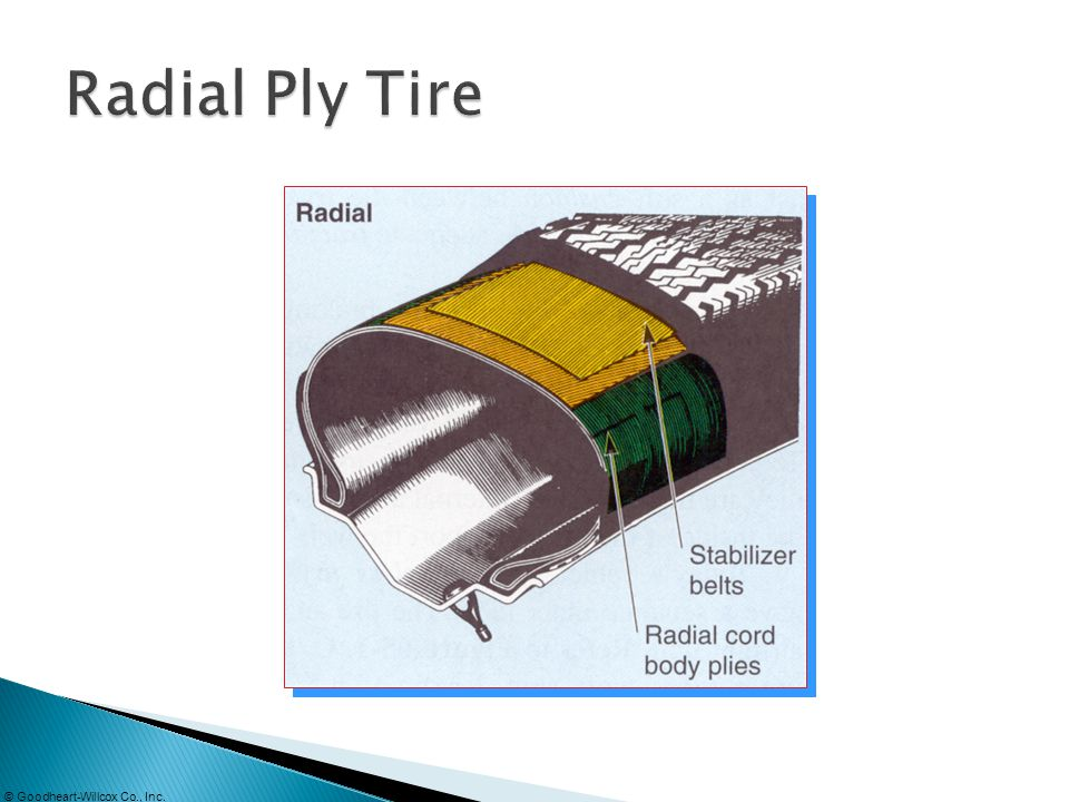 Radial Ply Tire