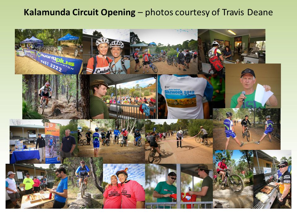 Kalamunda Circuit Opening – photos courtesy of Travis Deane
