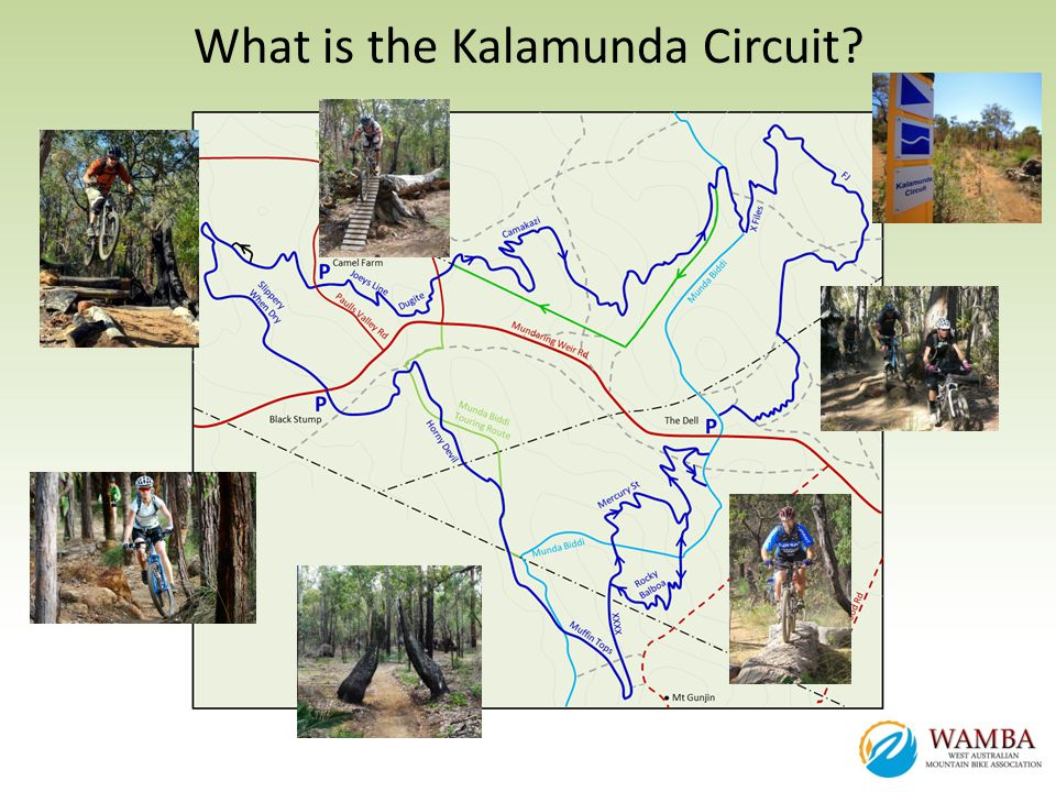 What is the Kalamunda Circuit