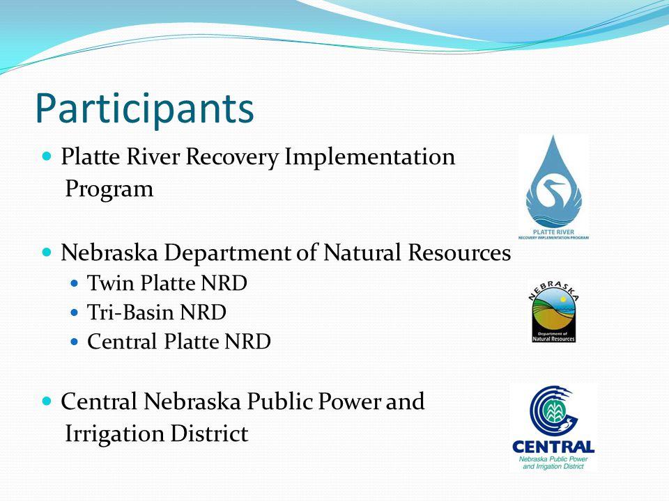 Participants Platte River Recovery Implementation Program