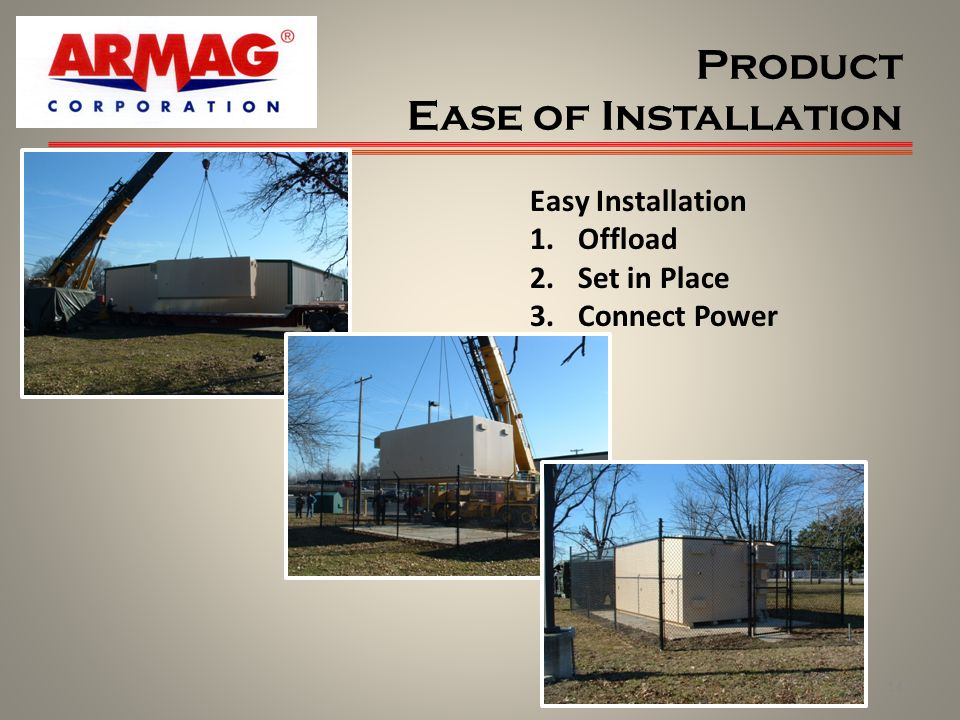 Product Ease of Installation