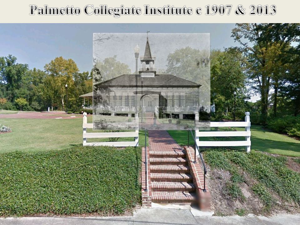 Palmetto Collegiate Institute c 2013