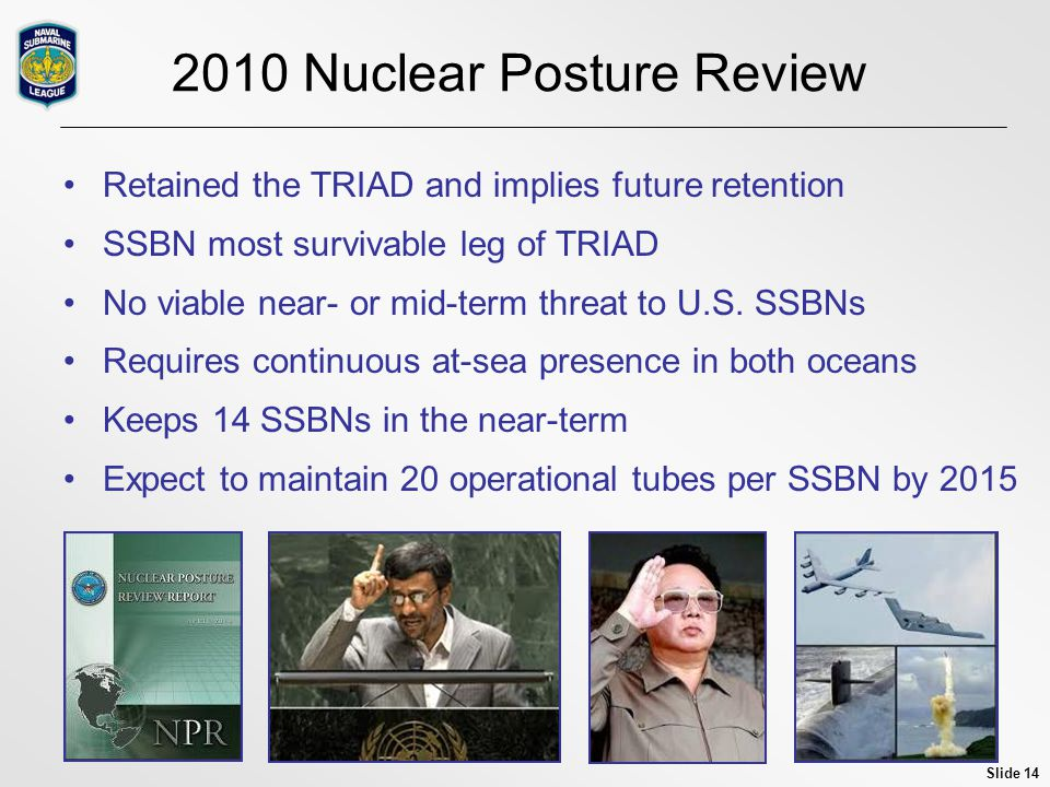 2010 Nuclear Posture Review