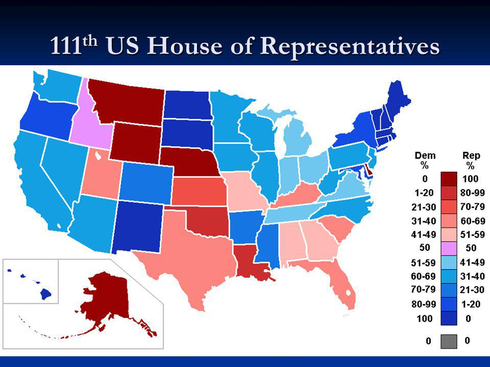 111th US House of Representatives