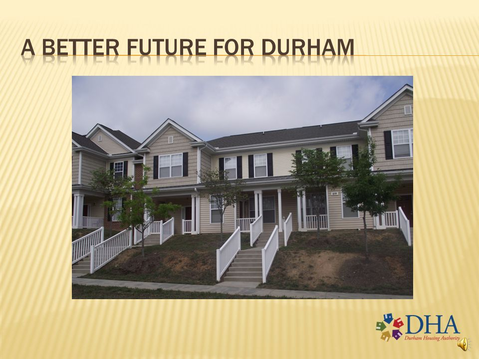 A Better Future for Durham