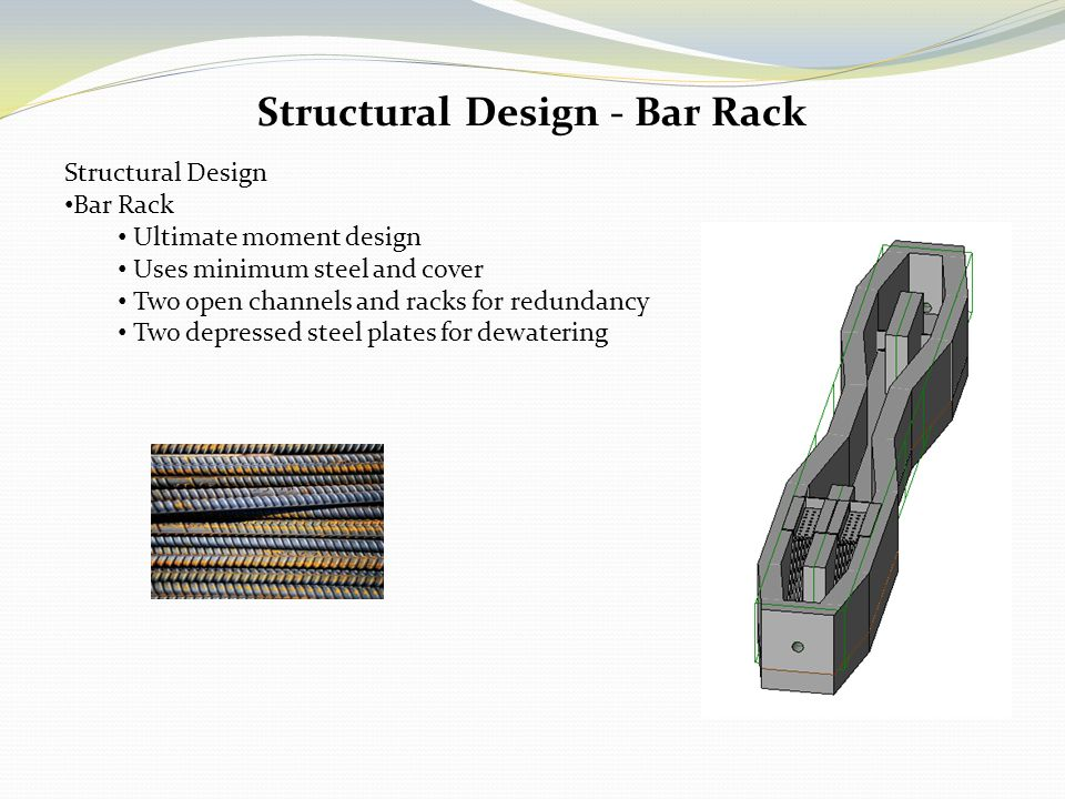Structural Design - Bar Rack