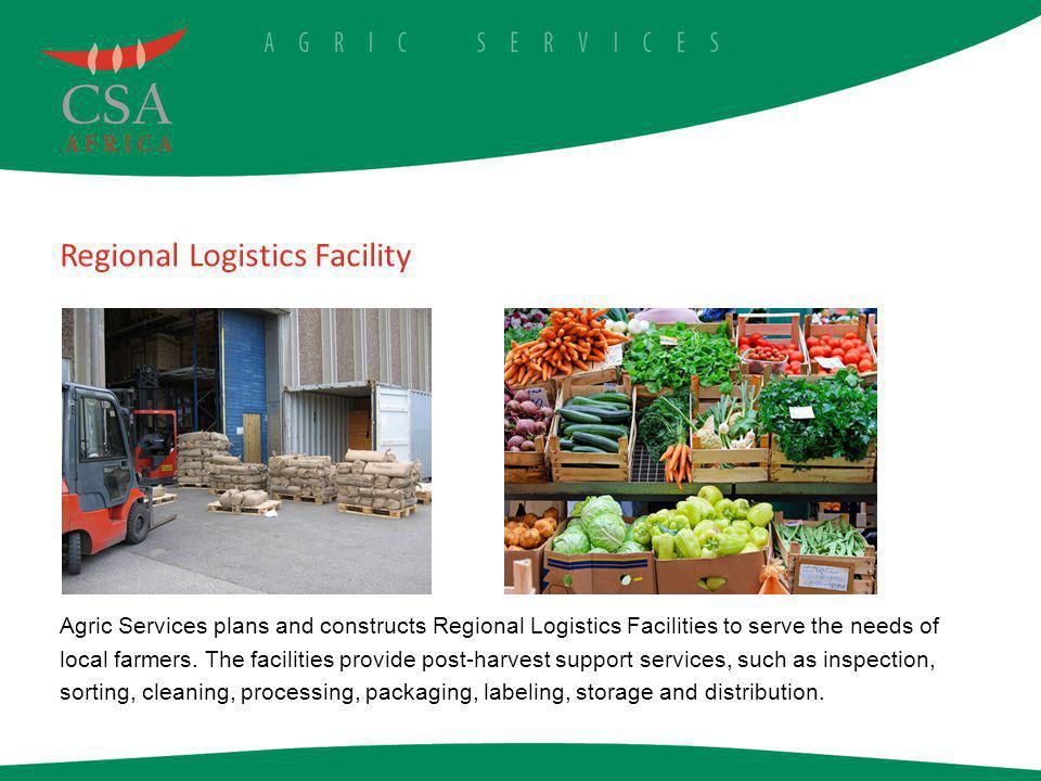 Regional Logistics Facility