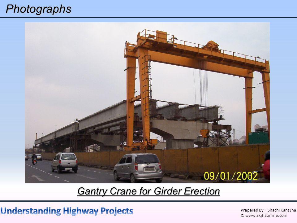 Gantry Crane for Girder Erection