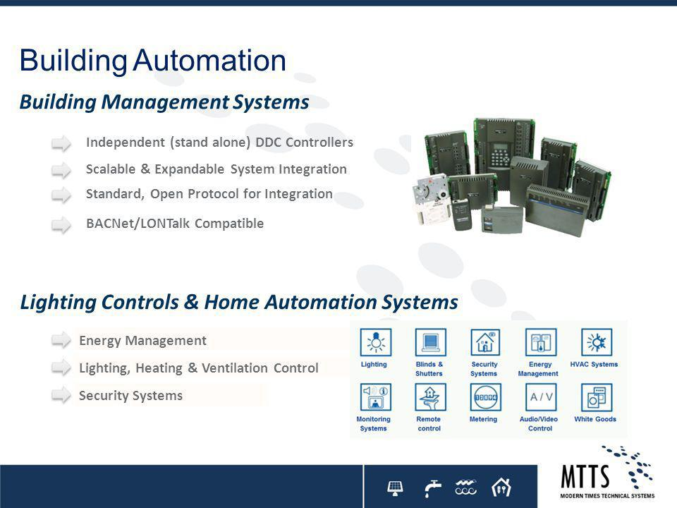 Building Automation Building Management Systems
