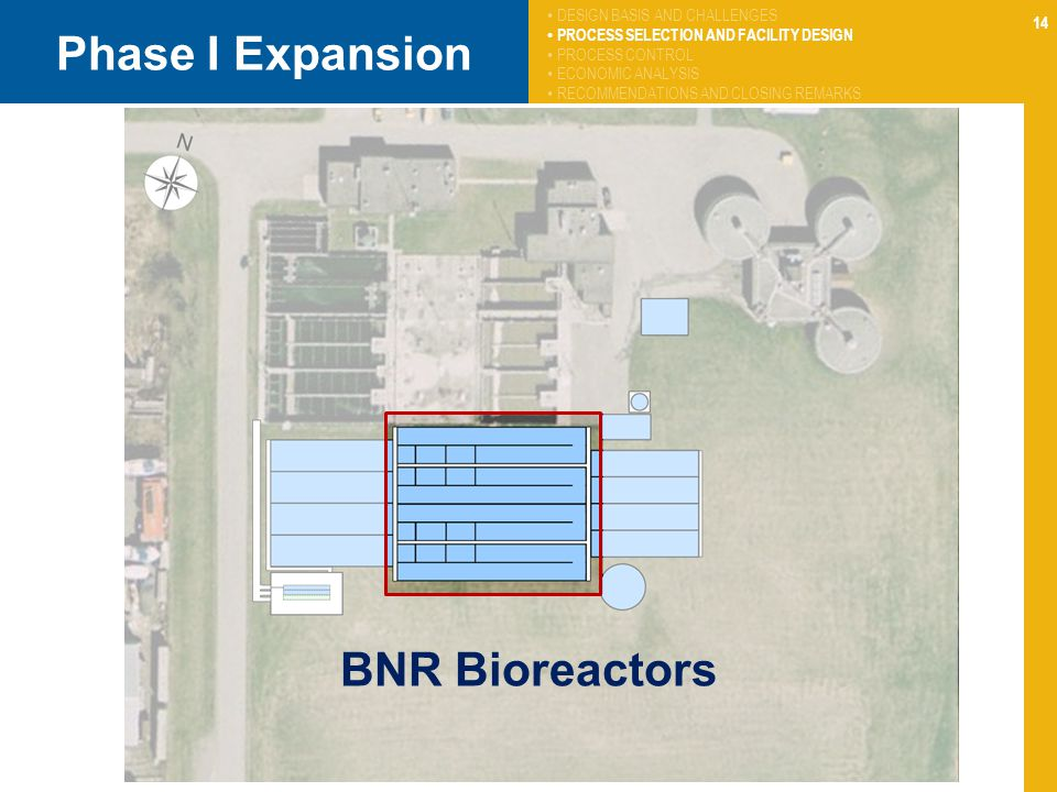Phase I Expansion BNR Bioreactors