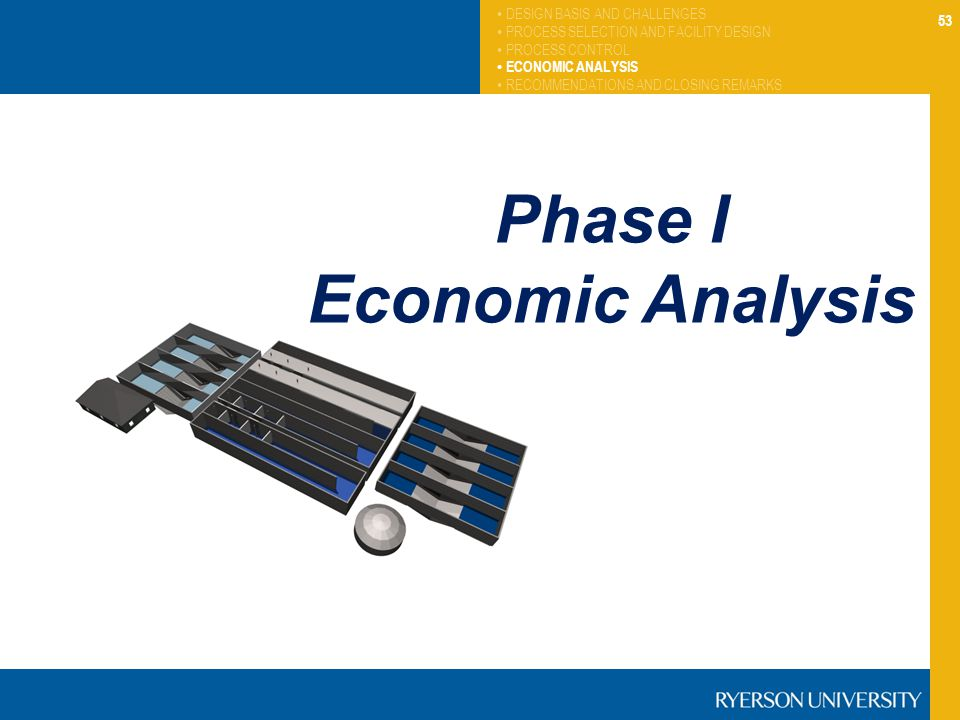 Phase I Economic Analysis