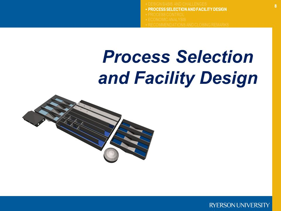 Process Selection and Facility Design