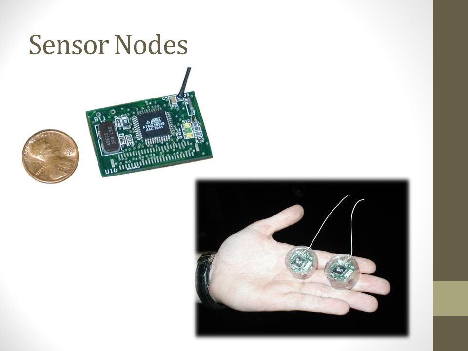 Sensor Nodes