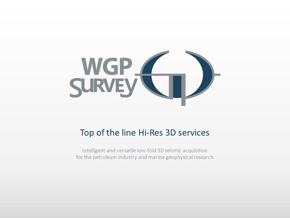 Top of the line Hi-Res 3D services