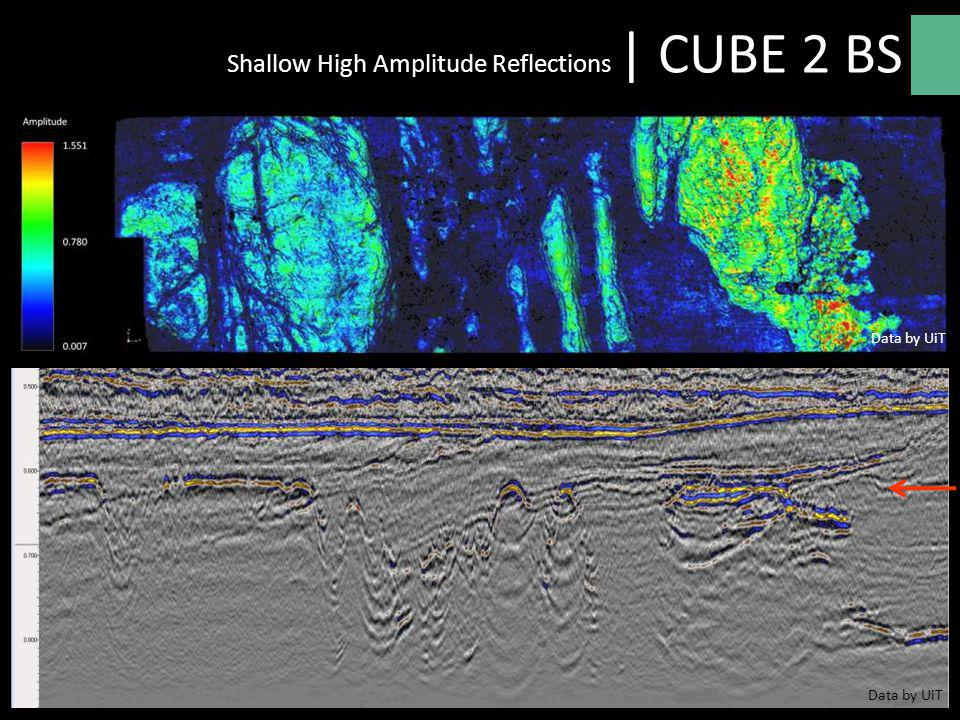 Shallow High Amplitude Reflections | CUBE 2 BS